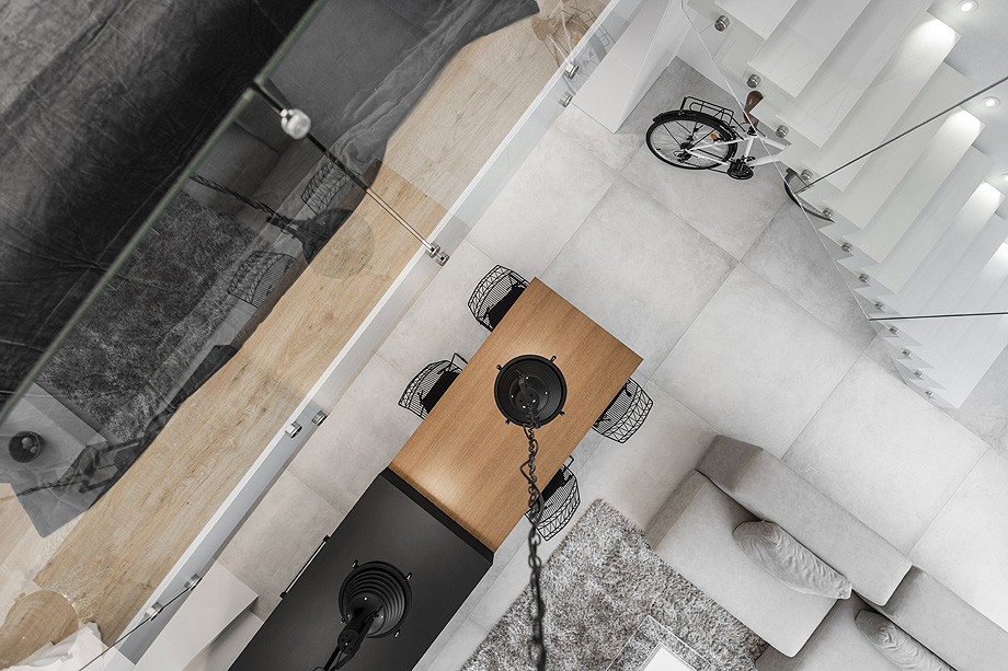 loft minimalista de idwhite - foto leonas garbačauskas (24)