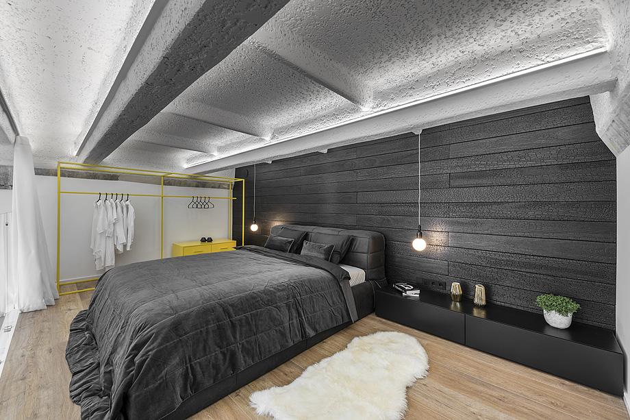 loft minimalista de idwhite - foto leonas garbačauskas (26)