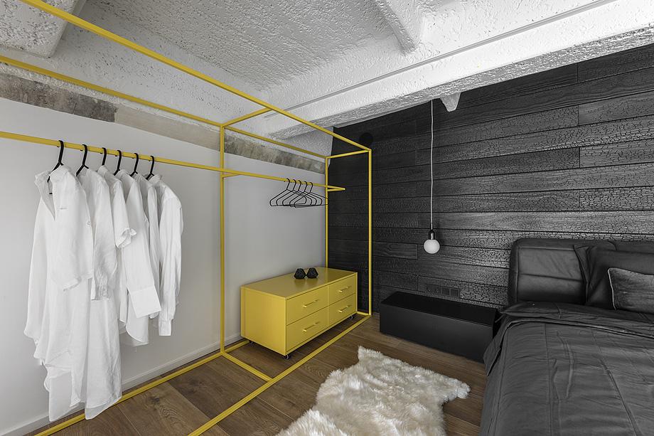 loft minimalista de idwhite - foto leonas garbačauskas (28)