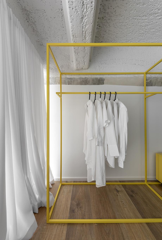 loft minimalista de idwhite - foto leonas garbačauskas (29)
