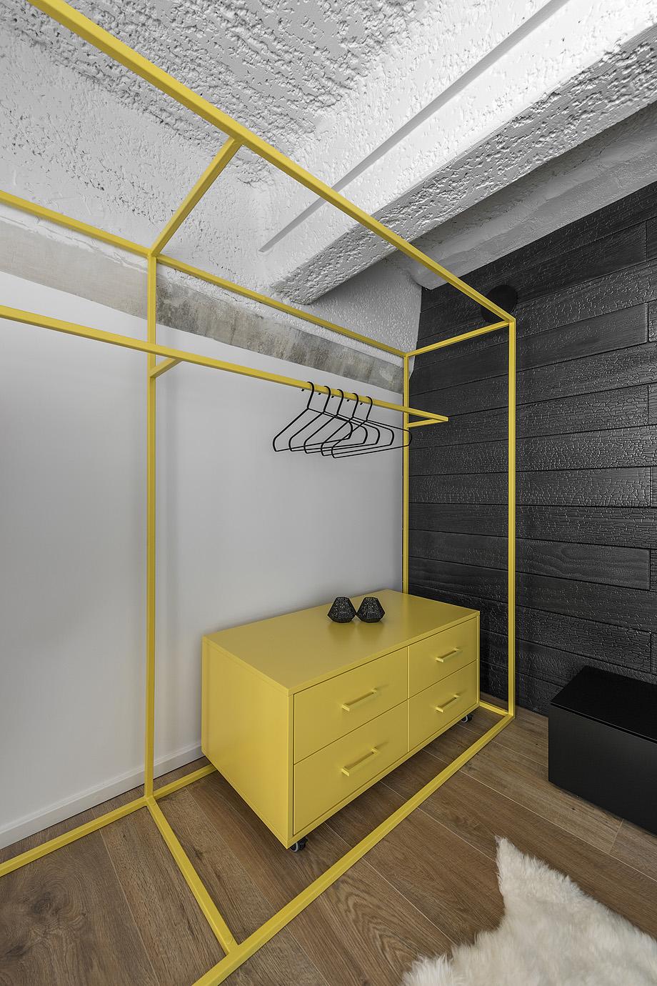 loft minimalista de idwhite - foto leonas garbačauskas (30)