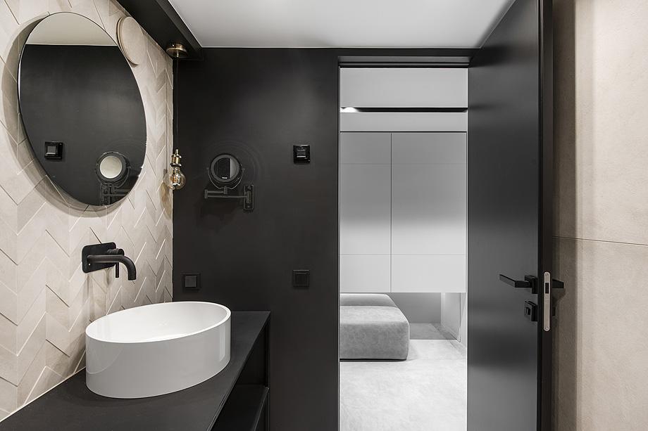 loft minimalista de idwhite - foto leonas garbačauskas (34)
