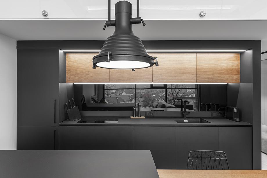 loft minimalista de idwhite - foto leonas garbačauskas (6)