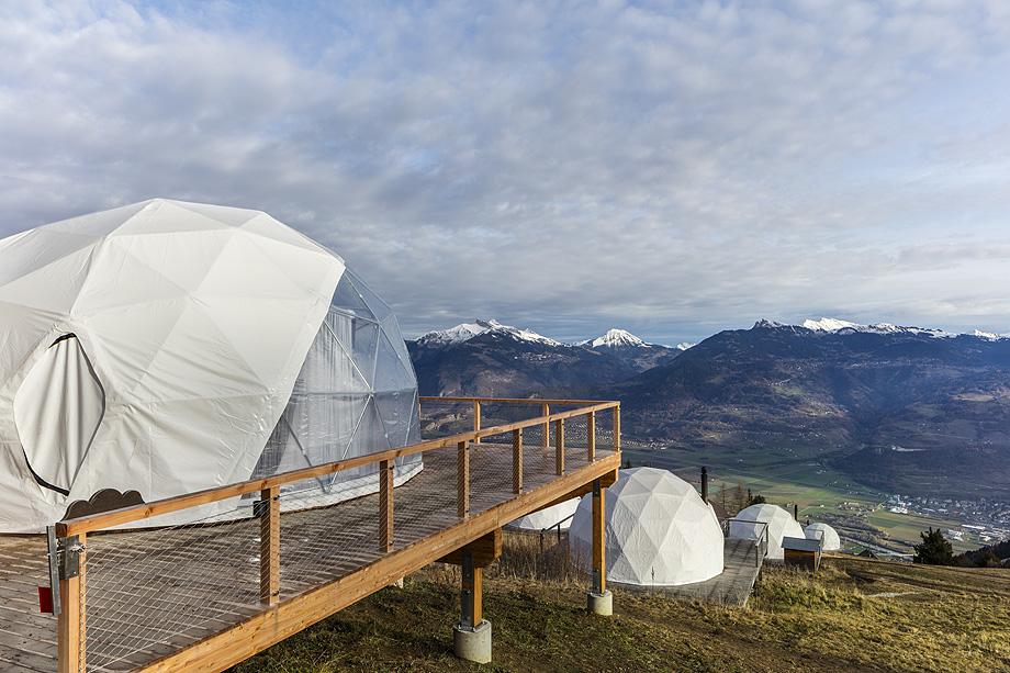 suite resort whitepod de montalba architects - foto delphine burtin (1)