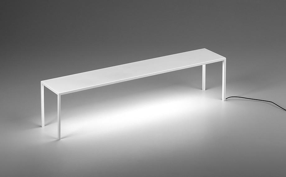 16. Lámparas Blanco White M2 i E1 (2011) de Antoni Arola
