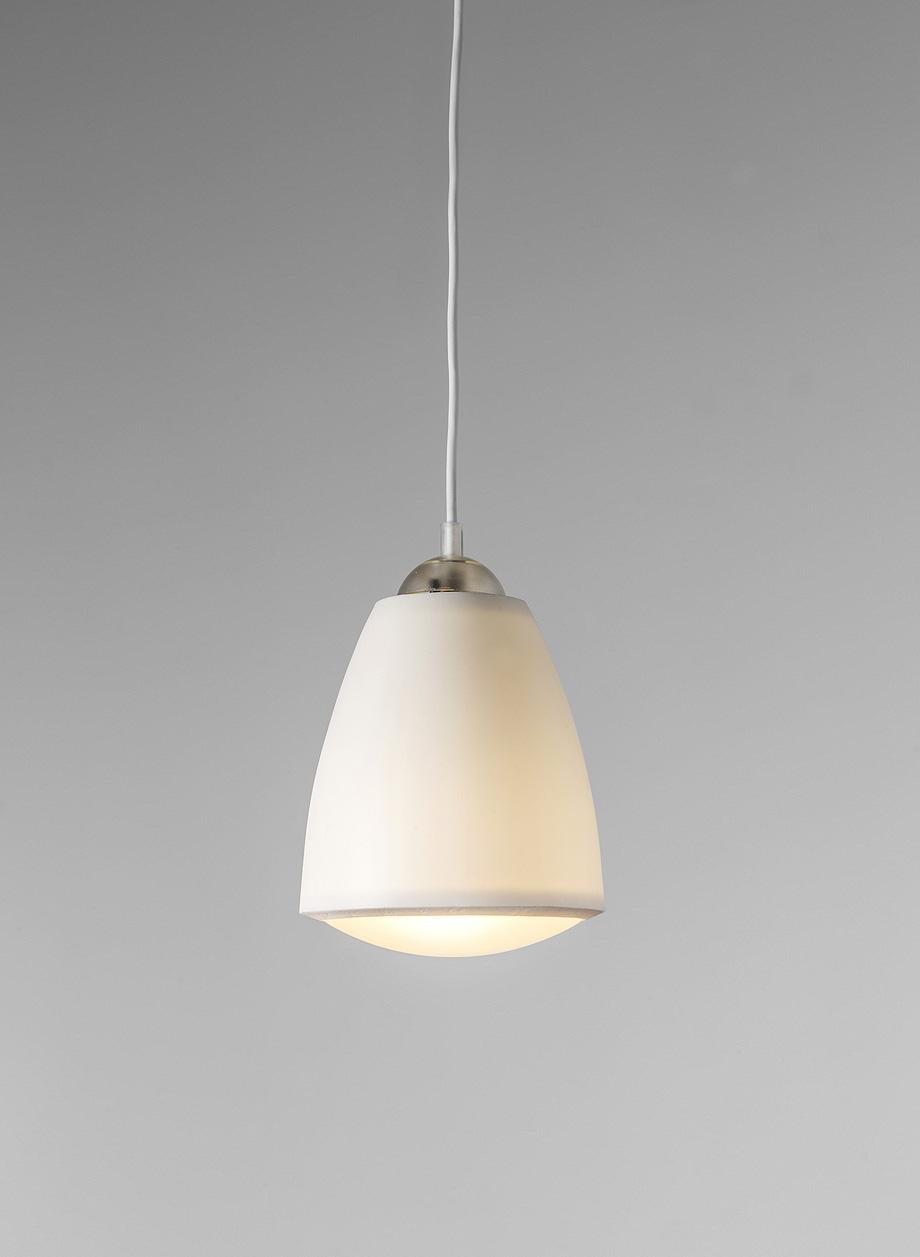 25. Lámpara de suspensión SAC (1998) de Cristian Díez y Joan Gaspar
