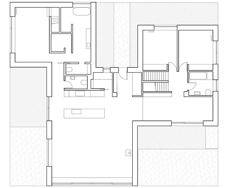 casa hatley de pelletier de fontenay y françois abbot - plano (18)