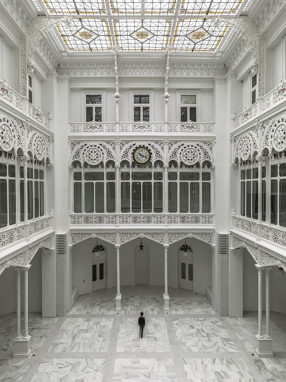 fad interiorismo 2019 sala lectura BdE de matilde peralta - foto luis asin (2)