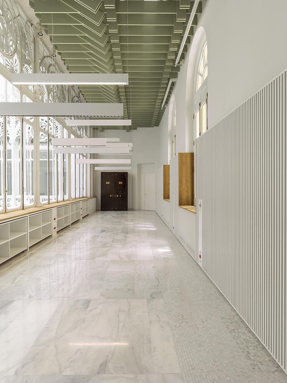 fad interiorismo 2019 sala lectura BdE de matilde peralta - foto luis asin (3)
