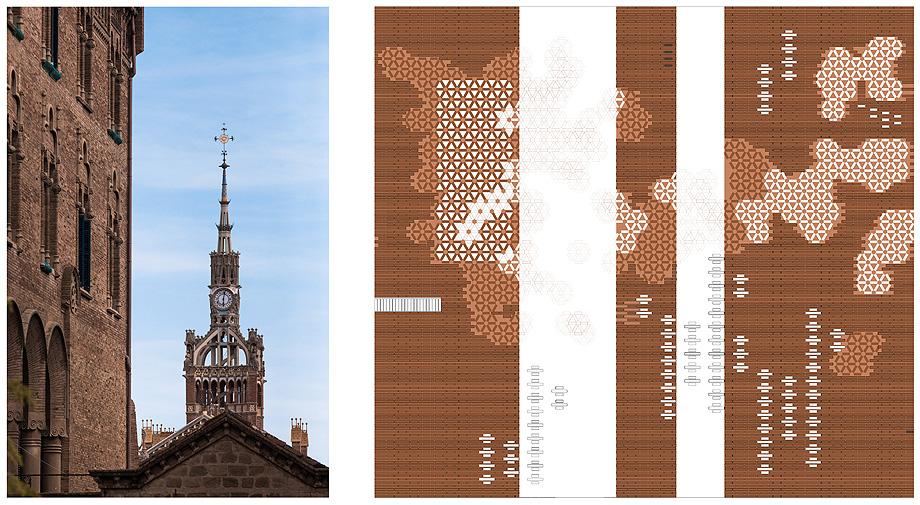 fundacion kalida tagliabue y urquiola - plano alzado fachada (2)