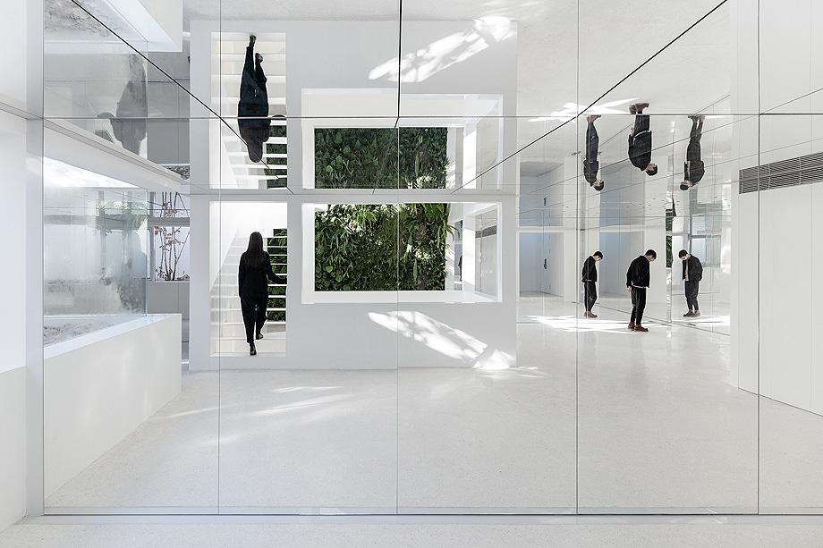 03 mirror garden de archstudio - foto 1F © Wang Ning
