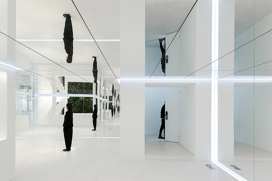 04 mirror garden de archstudio - foto 1F © Wang Ning