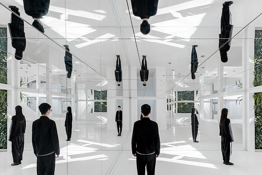 05 mirror garden de archstudio - foto © Wang Ning