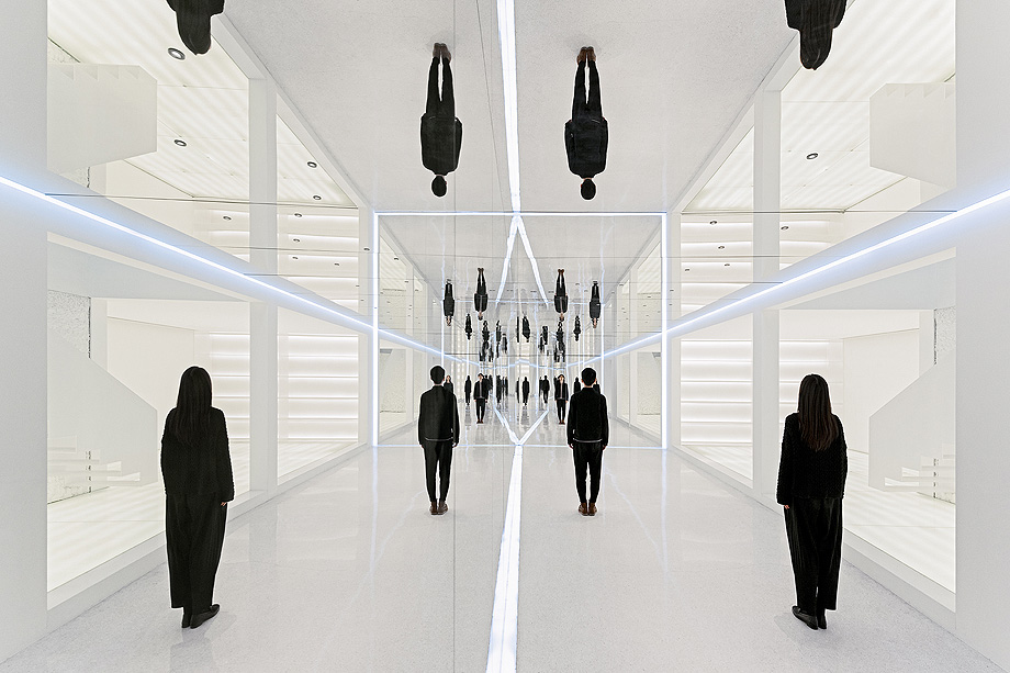 14 mirror garden de archstudio - foto © Wang Ning