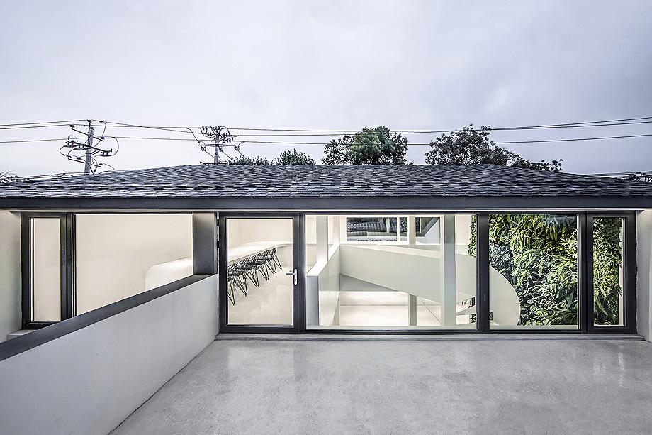 21 mirror garden de archstudio - foto © Hong Qiang