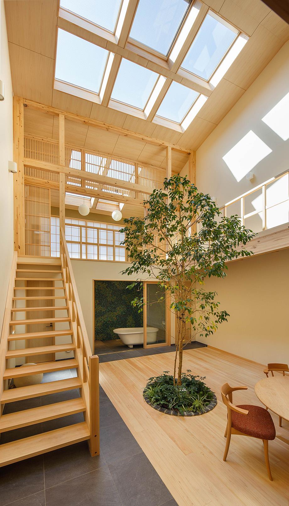 casa en kyoto de 07beach - foto yosuke ohtake (1)