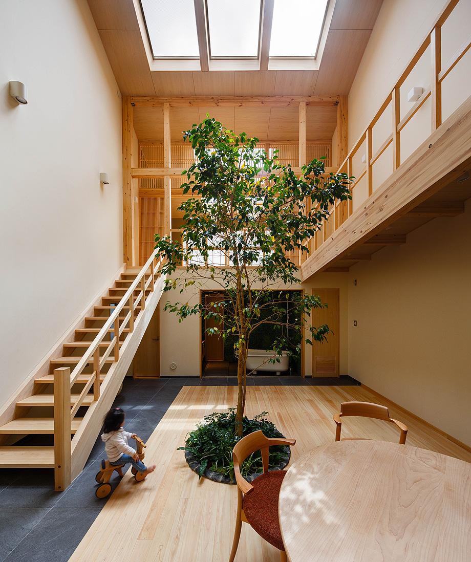 casa en kyoto de 07beach - foto yosuke ohtake (10)