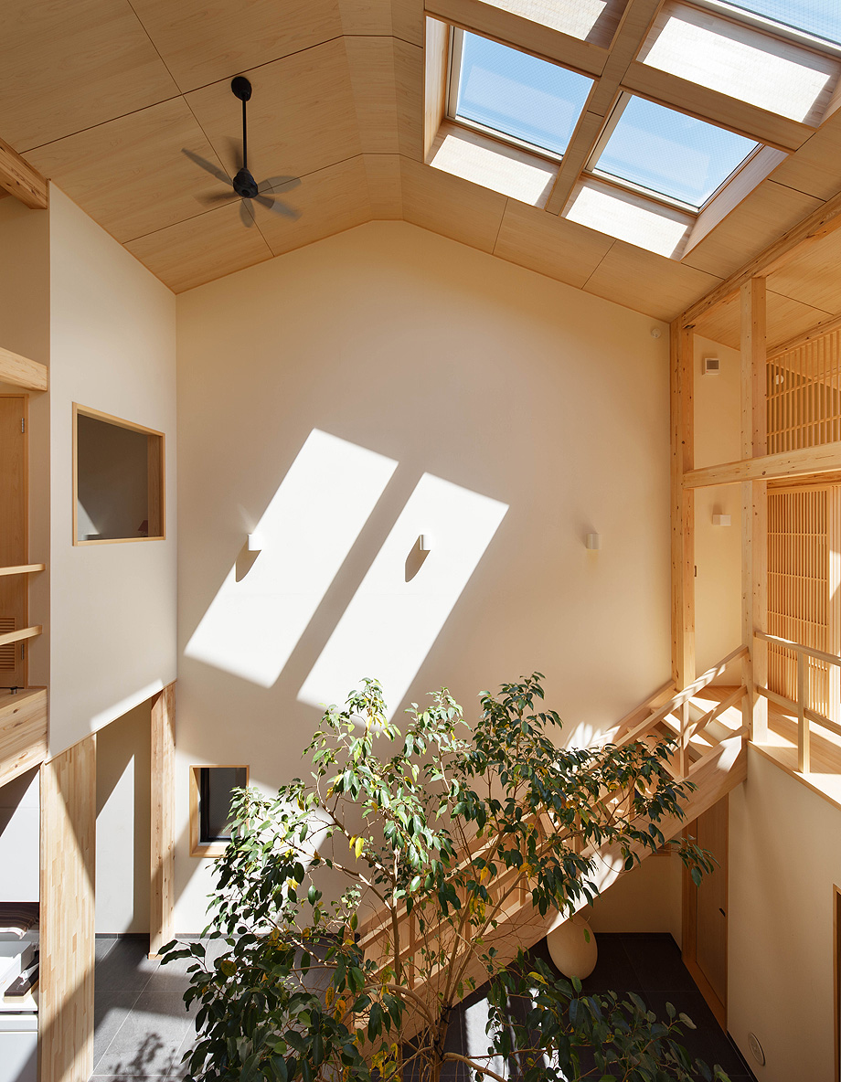 casa en kyoto de 07beach - foto yosuke ohtake (11)
