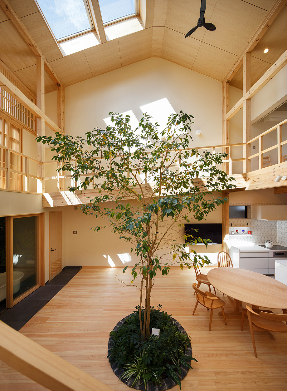 casa en kyoto de 07beach - foto yosuke ohtake (2)