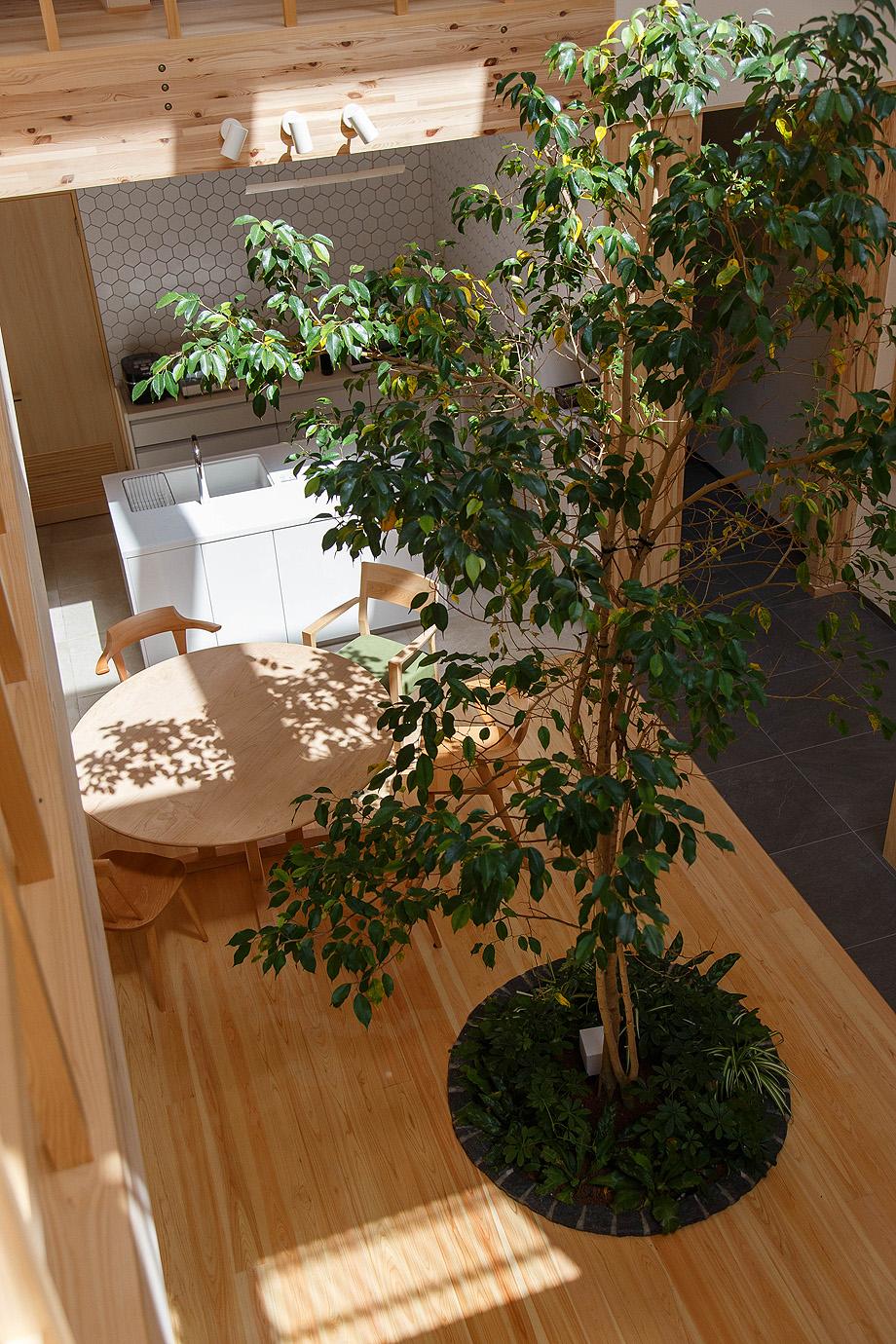 casa en kyoto de 07beach - foto yosuke ohtake (7)