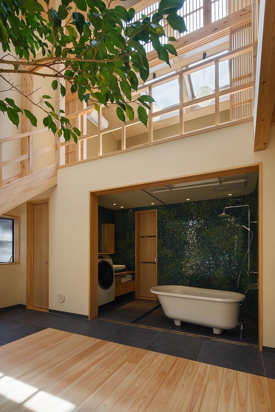 casa en kyoto de 07beach - foto yosuke ohtake (8)