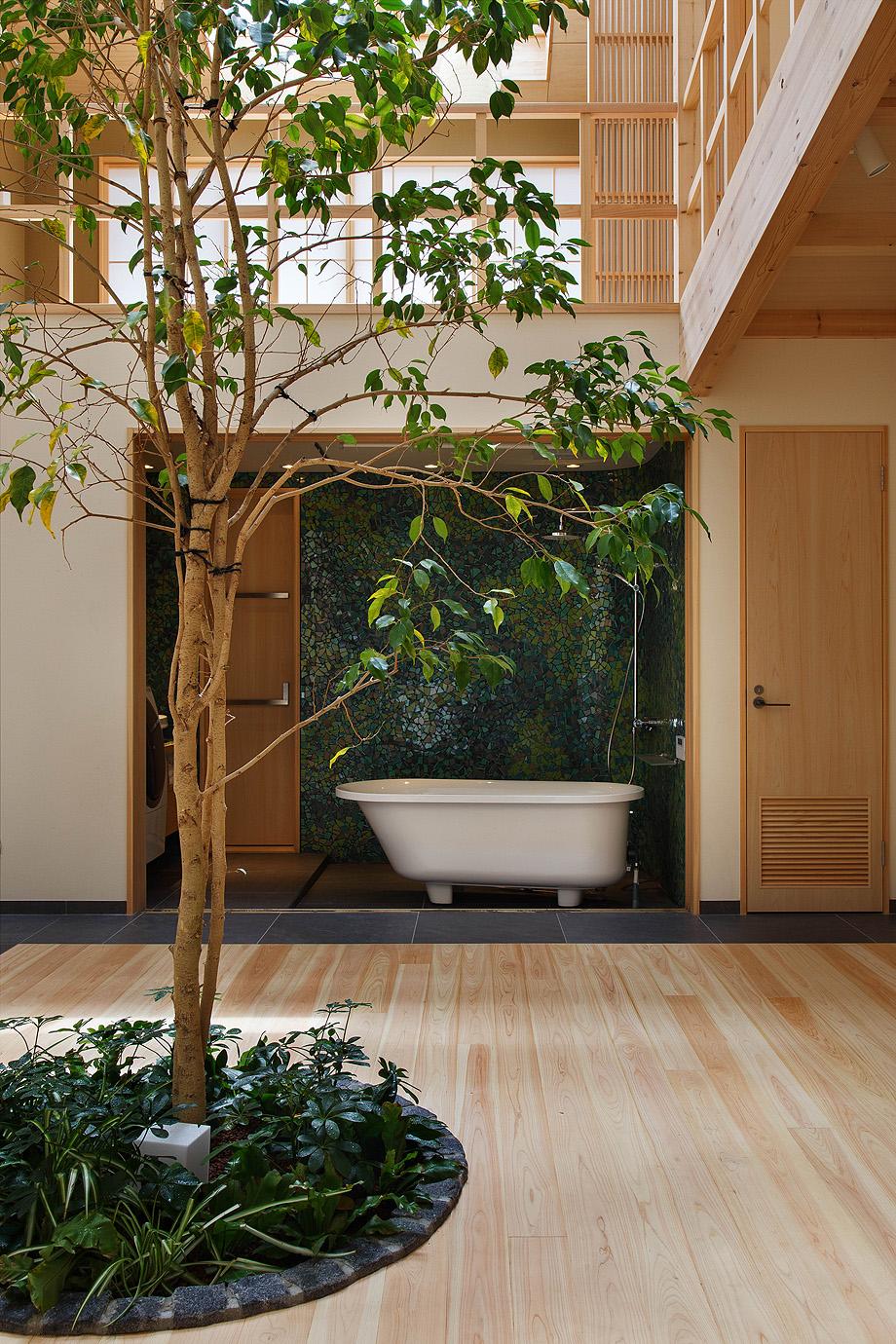 casa en kyoto de 07beach - foto yosuke ohtake (9)