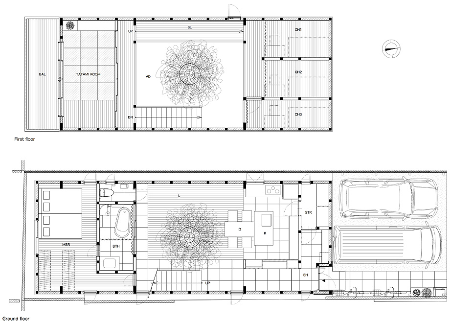 casa en kyoto de 07beach - plano (15)
