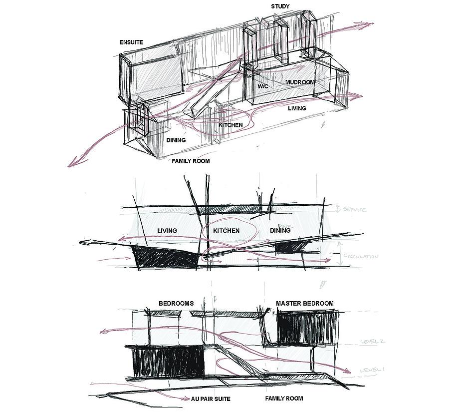 casa tesseract de phaedrus studio - plano (19)