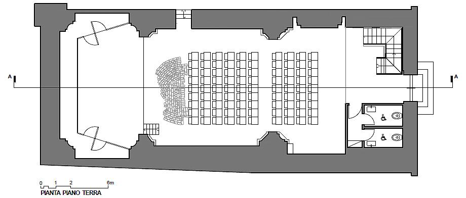 de iglesia a teatro por luigi valente y mauro di bona - plano (12)