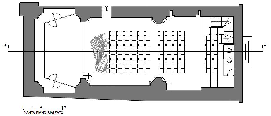 de iglesia a teatro por luigi valente y mauro di bona - plano (13)