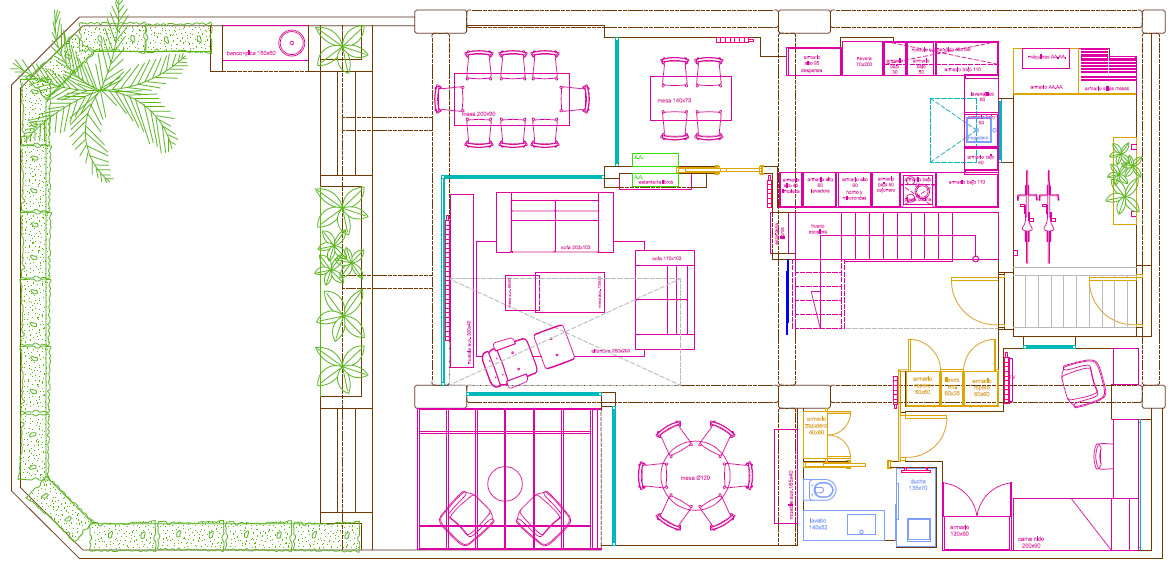 duplex espai verd de vitale - plano (26)