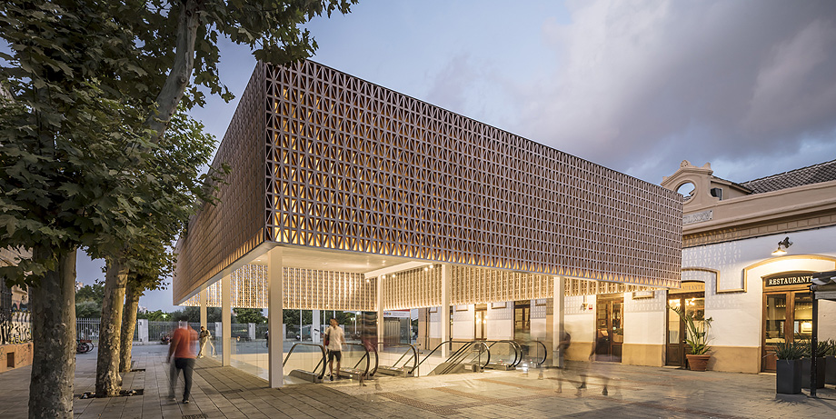 estacion intermodal zaragoza de joan miquel segui colomar - adria goula - ganador arquitectura ascer 2018