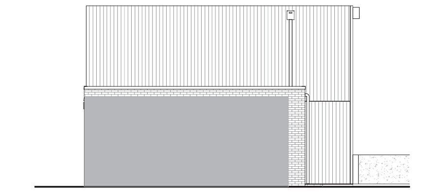 estudio en melbourne de mcgann architects - plano (14)