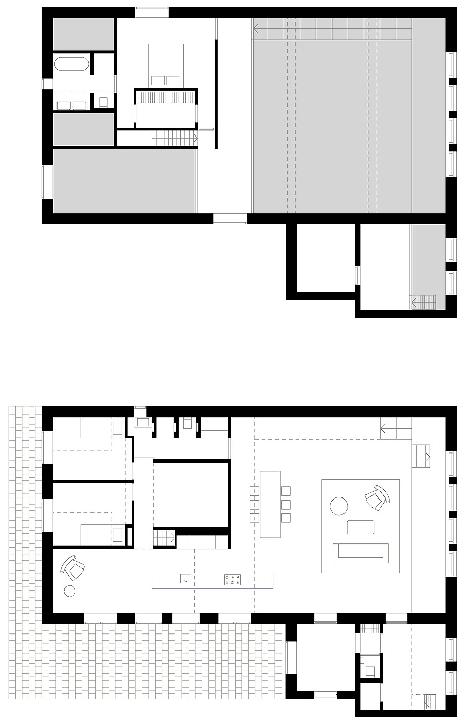 gym loft de eklund_terbeek - plano (14)