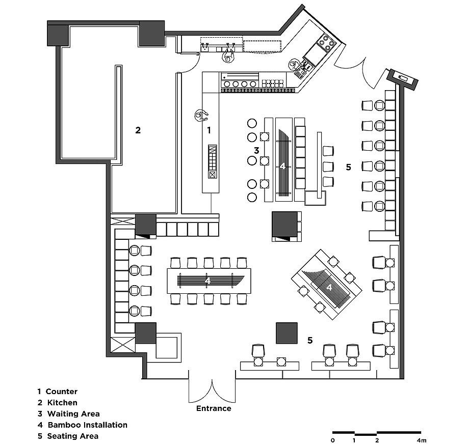 heytea de moc office design - plano (21)