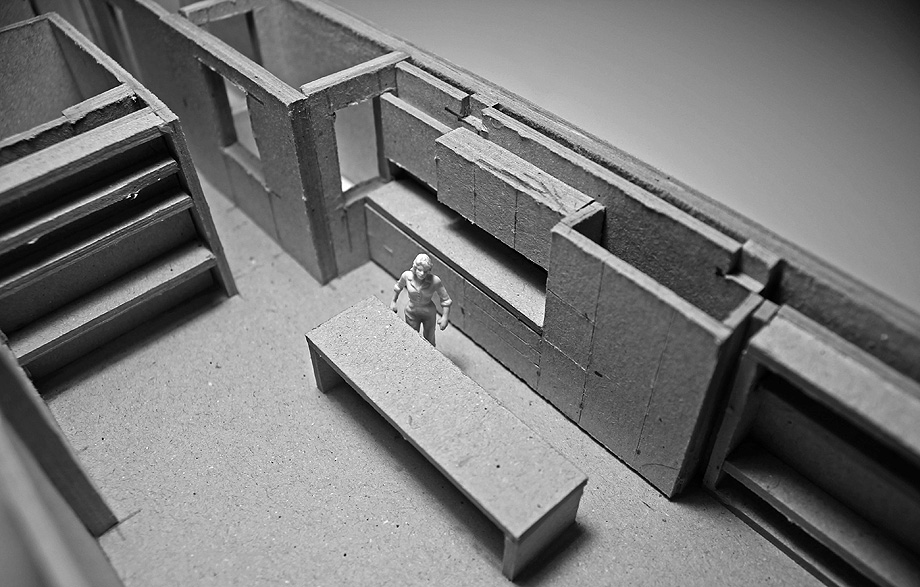 reforma en logroño de rodar arquitectura - maqueta (14)