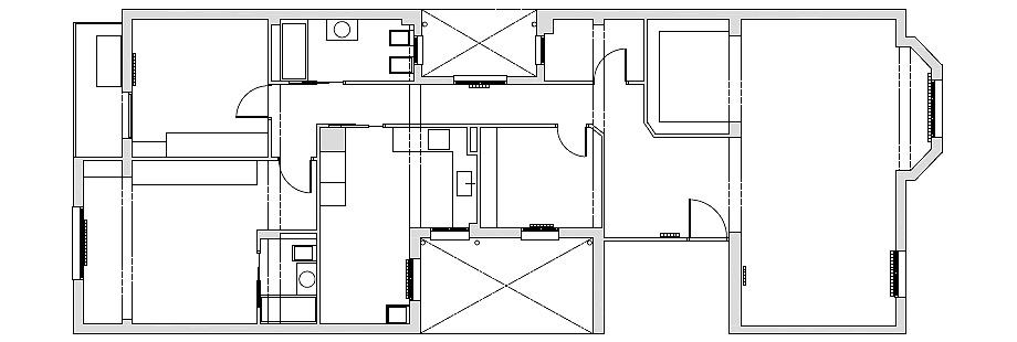 reforma en logroño de rodar arquitectura - plano (16)