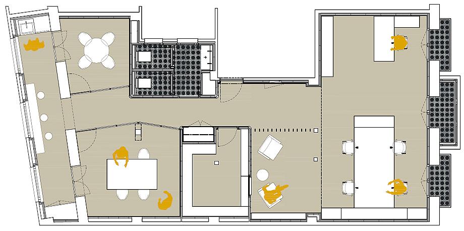 reforma oficinas logroño por rodar arquitectura - plano (23)