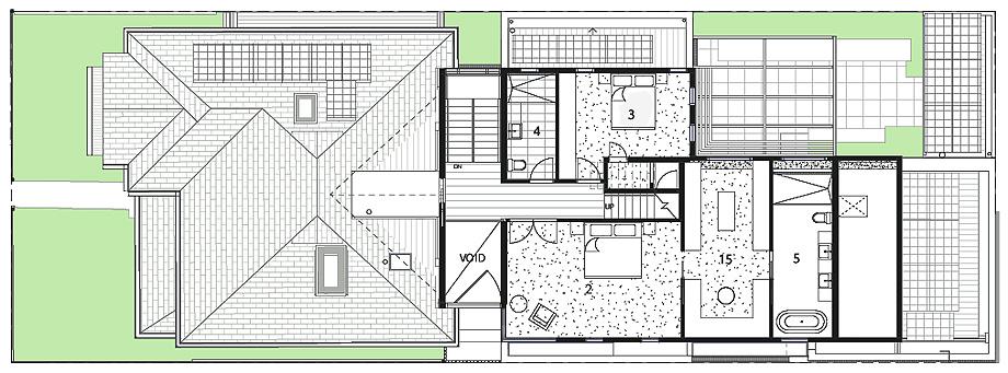 verge house de finnis architects - plano (16)