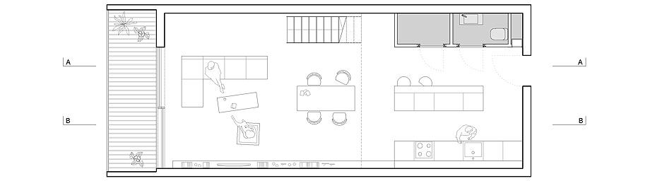 loft turia de quadrat estudio - plano (16)