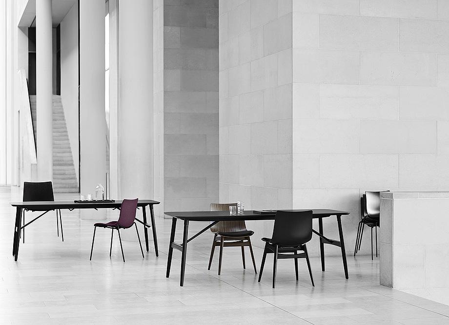 silla mesa taburete preludia de brad ascalon y carl hansen & son (3)