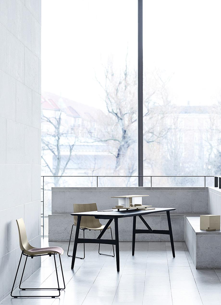 silla mesa taburete preludia de brad ascalon y carl hansen & son (5)