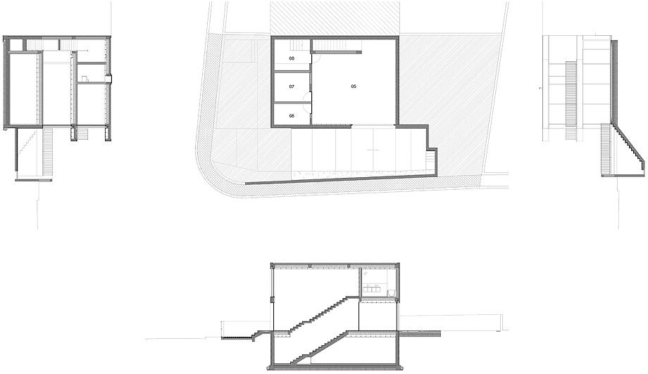 casa maia de raulino silva arquitecto - plano (21)