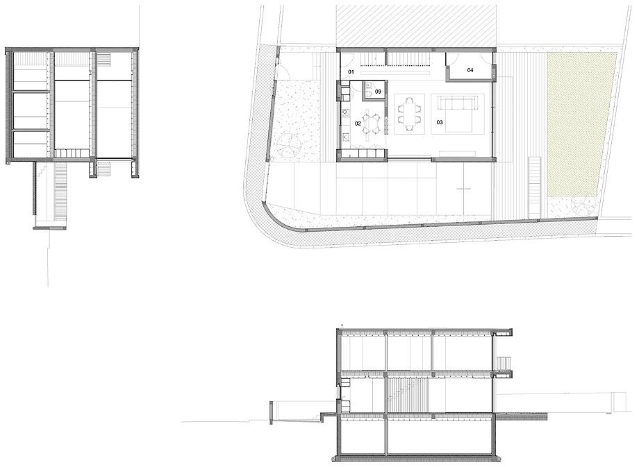 casa maia de raulino silva arquitecto - plano (22)