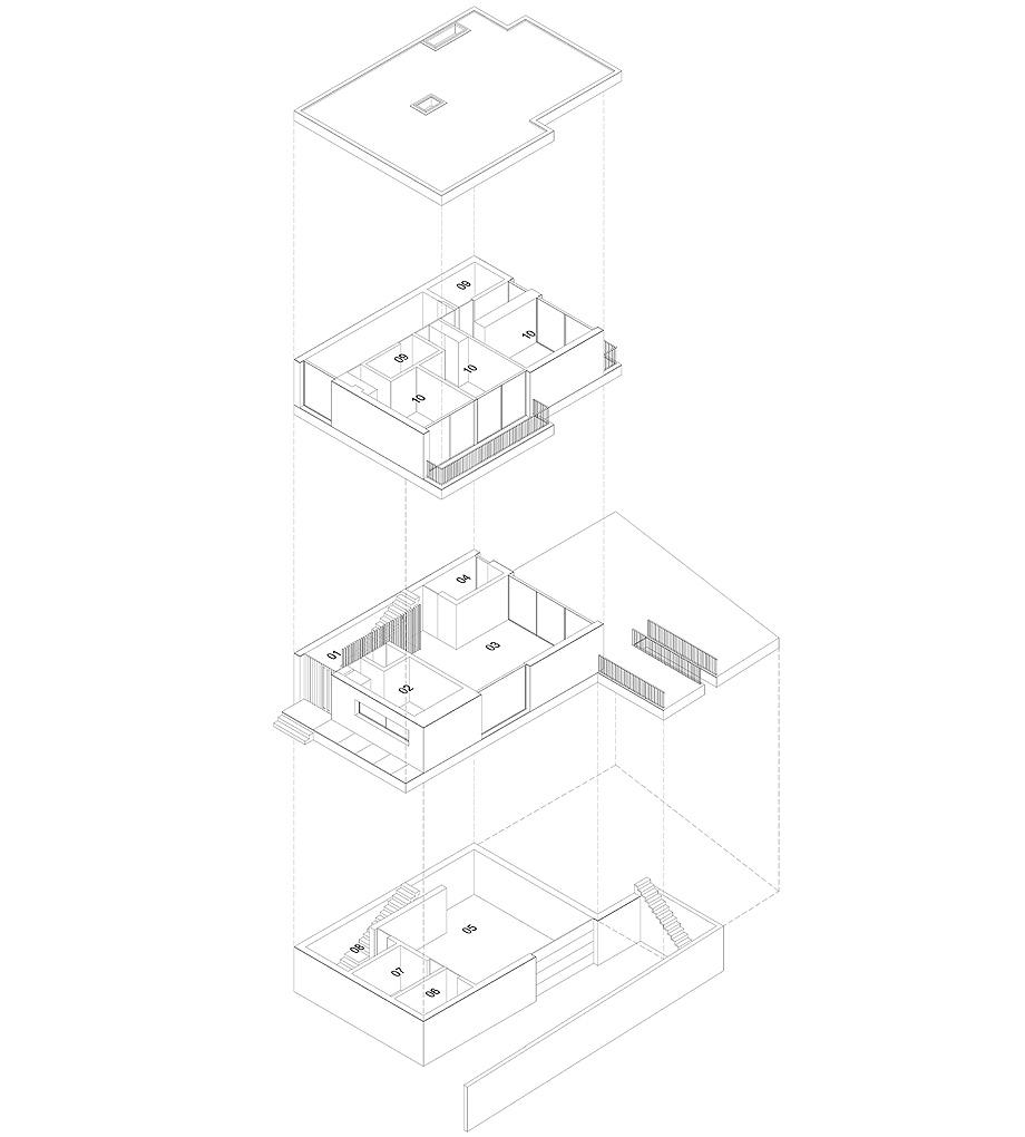 casa maia de raulino silva arquitecto - plano (26)