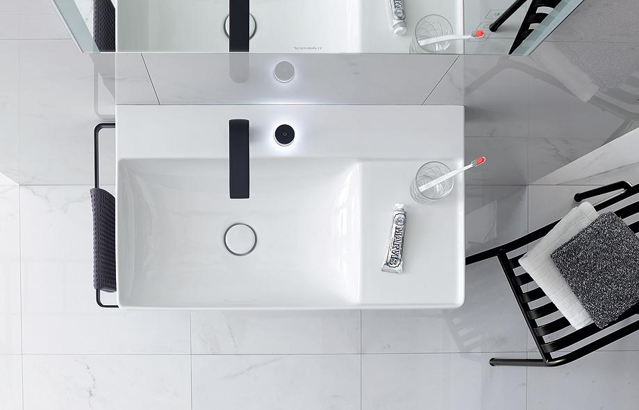 lavabo baño durasquare asimétrico de duravit bis (1)