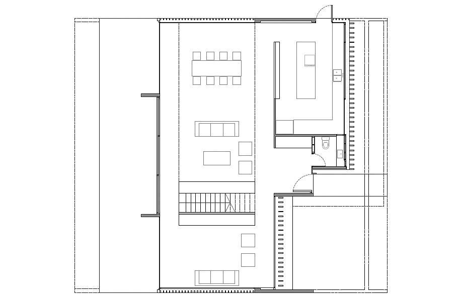casa 10 de luciano kruk - plano (21)