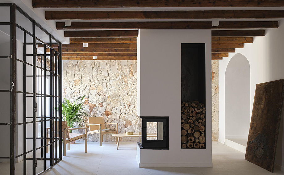 casa en pollença de minimal studio - foto art sanchez photography (2)