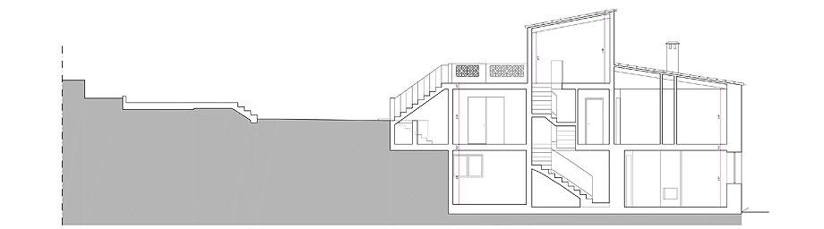 casa en pollença de minimal studio - planimetria (27)