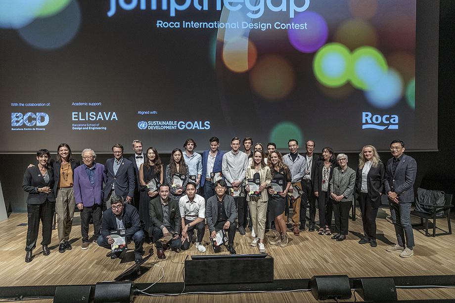 ganadores jumpthegap 2019